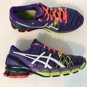 Asics GEL Kinsei 5 Women Running Shoe Size 8.5